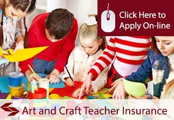 Arts And Crafts Teaching Public Liability Insurance In Ireland