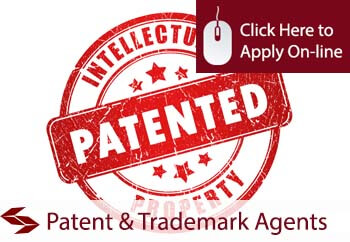 patent and trademark agents public liability insurance