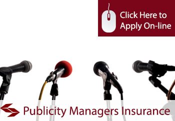 publicity managers liability insurance
