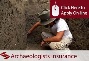 archaeologists public liability insurance