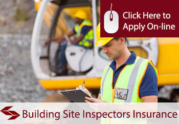 Building Site Inspectors Liability Insurance in Ireland