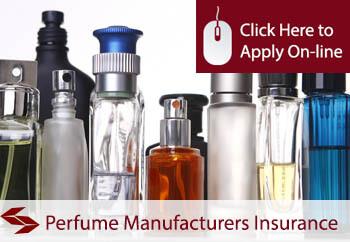 perfume manufacturers public liability insurance